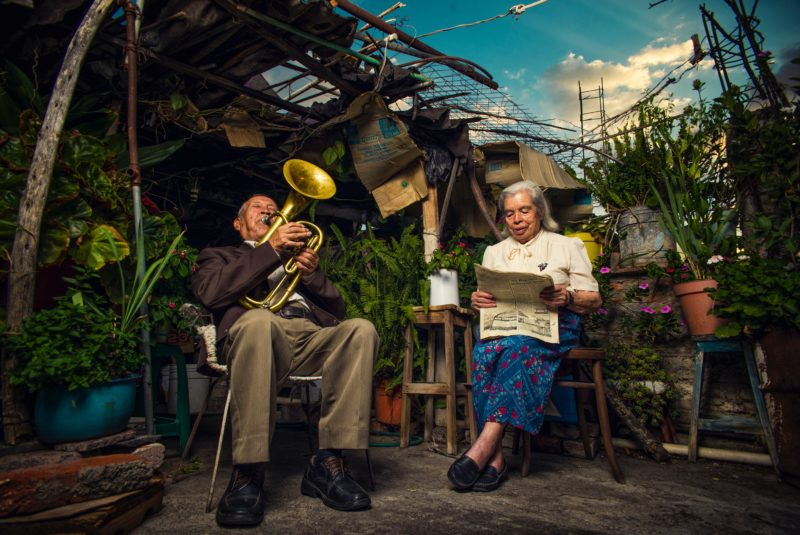 Project NewSkool-OldSkool: wat hebben jong en oud gemeen?