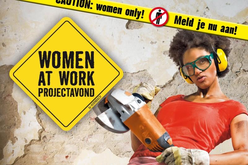 Projectavond voor vrouwen @ Hornbach