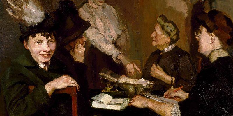 Strijd! 100 jaar vrouwenkiesrecht