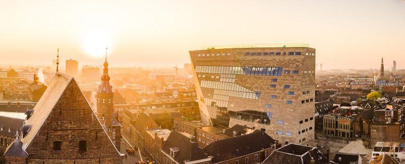 Afscheid van de burgemeester en kennismaking met Forum Groningen