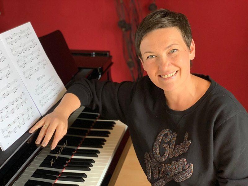 Pianoles van Julia Zubar