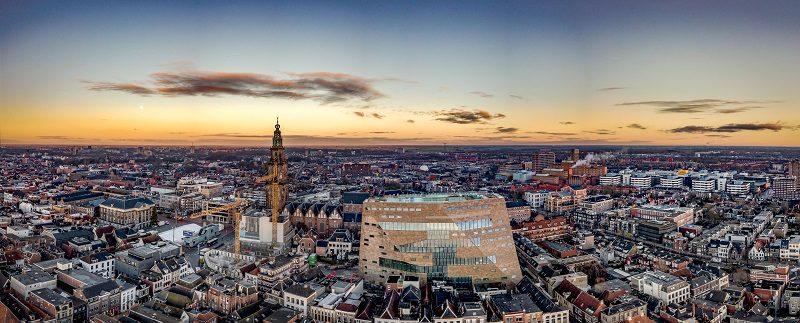 Forum Groningen 24 uur open!