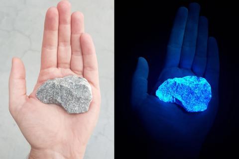 2850 Lichtgevende Stenen