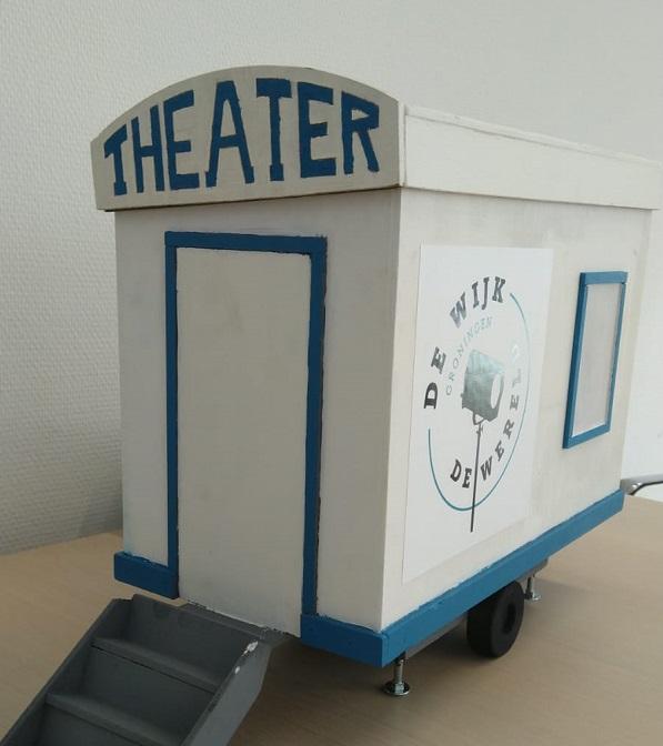 Theater bij U op bezoek