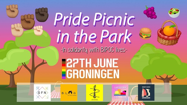 Pride Picnic in het Park