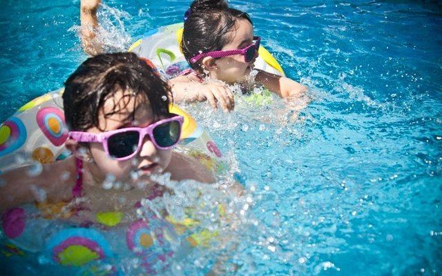 Geen saaie zomer voor de kinderen