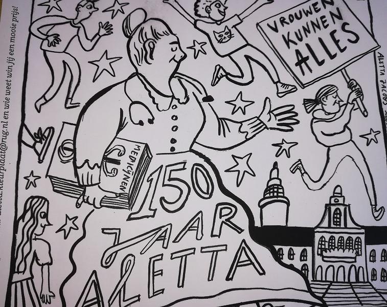 Het Aletta jaar